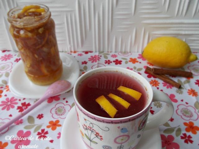 Dieta cu scortisoara miere si lamaie