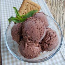 Îngheţată de ciocolată