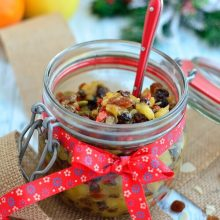 Salată de fructe uscate (Christmas mince)