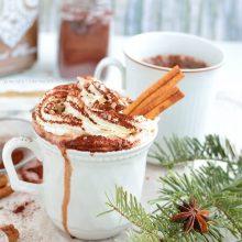 Cacao caldă - un miracol într-o ceaşcă