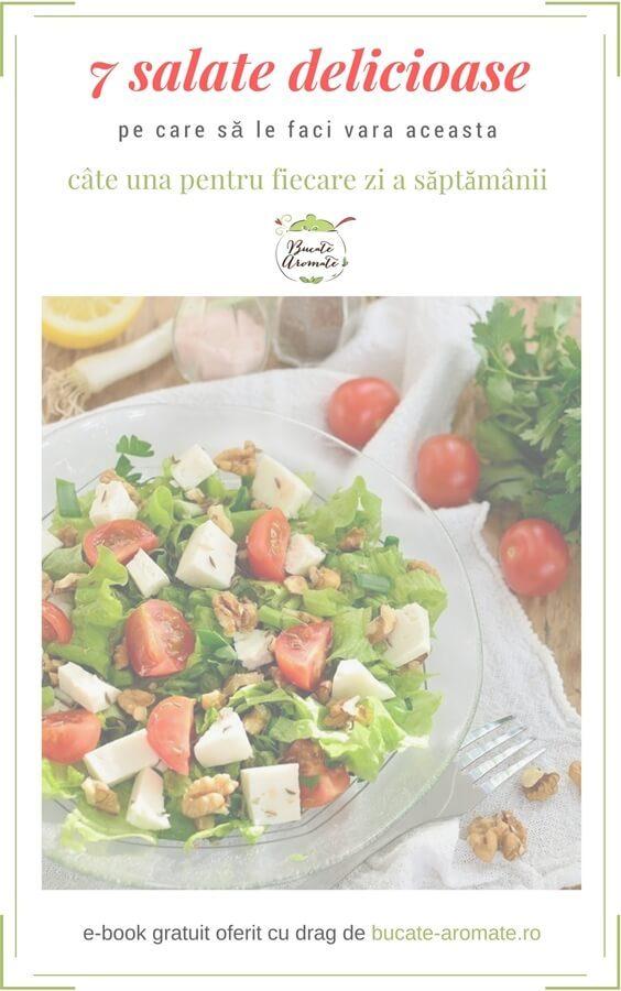7 salate delicioase