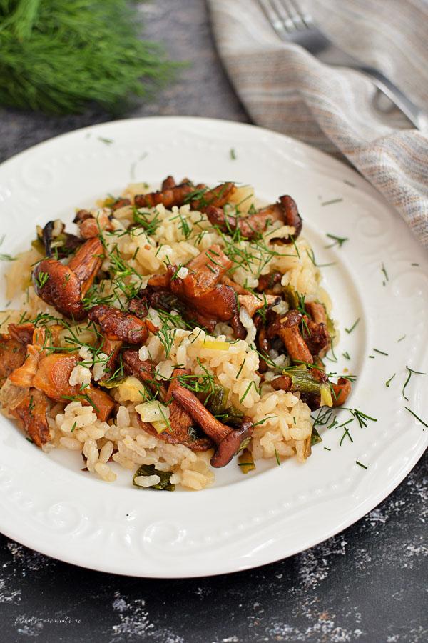 Gălbiori cu orez
