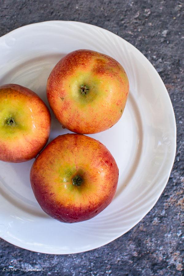 Smoothie cu mere coapte
