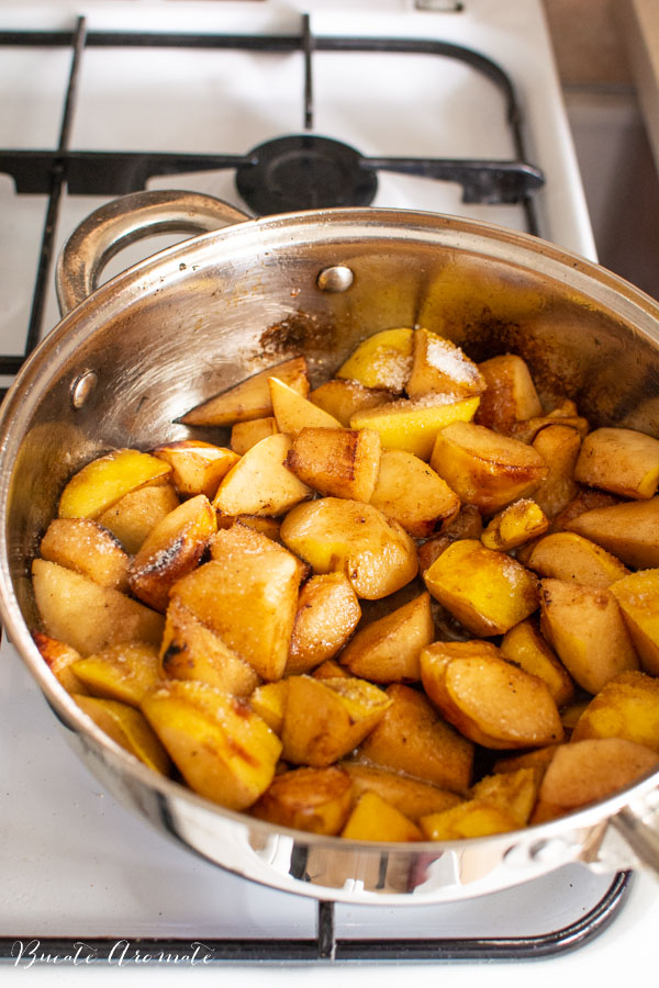 Preparare mâncare de gutui cu carne de pui