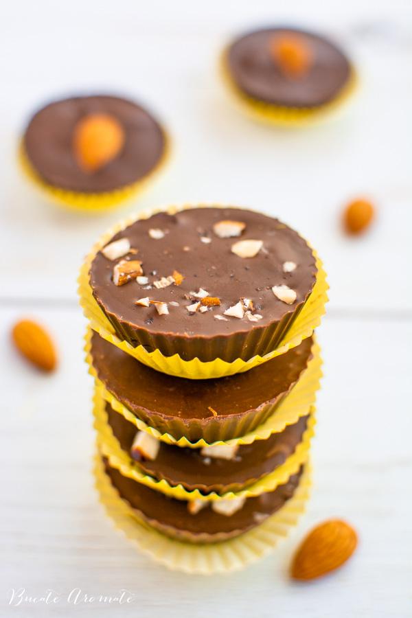 Ciocolata umpluta