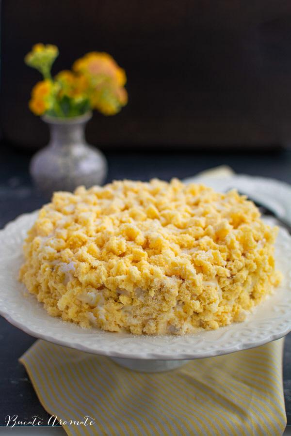 Tort Mimoza-intreg