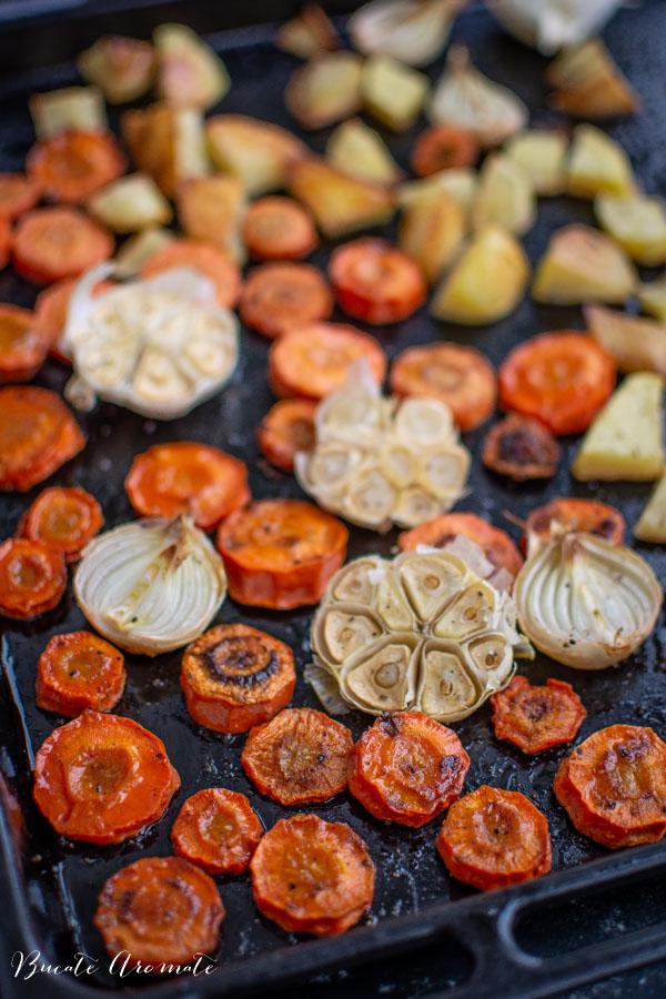 legume coapte in cuptor
