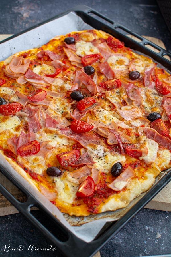 Pizza rapida