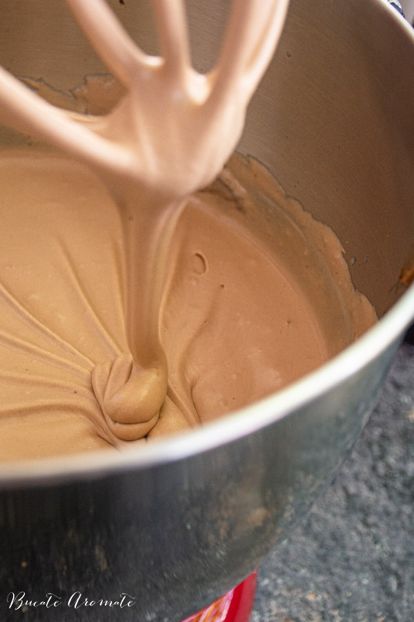 Înghețată de ciocolată