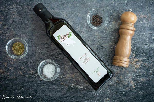 ulei de măsline Zaliari