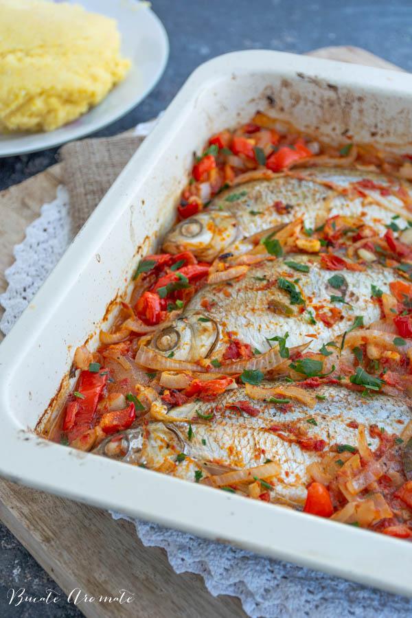 Plachie de pește